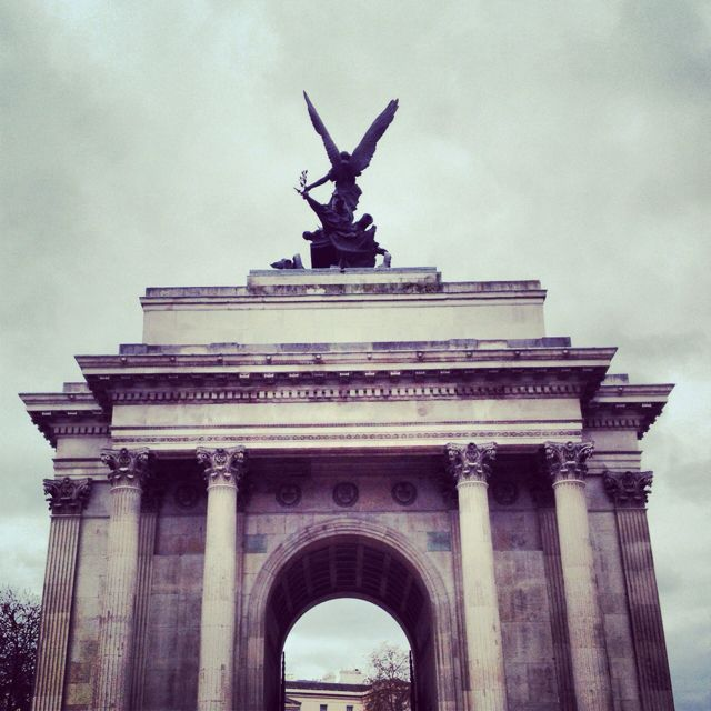 Marble Arch Marble Arch Entrance London