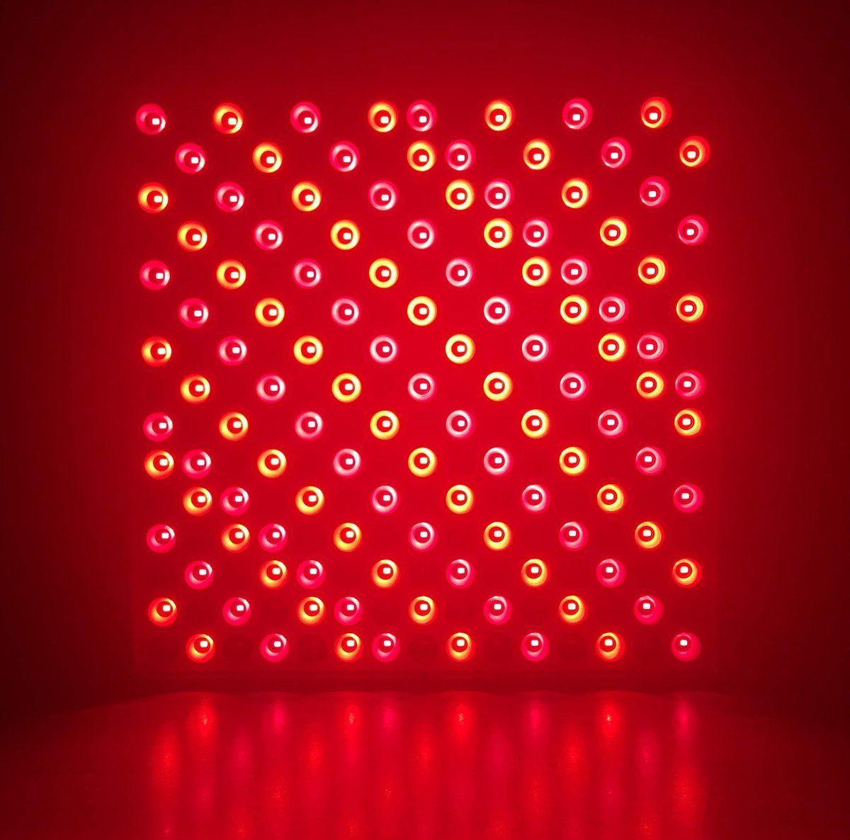Gembared Rex Nir Red Led Light Panel Red Led Light Therapy Red Led Lights Led Panel Light