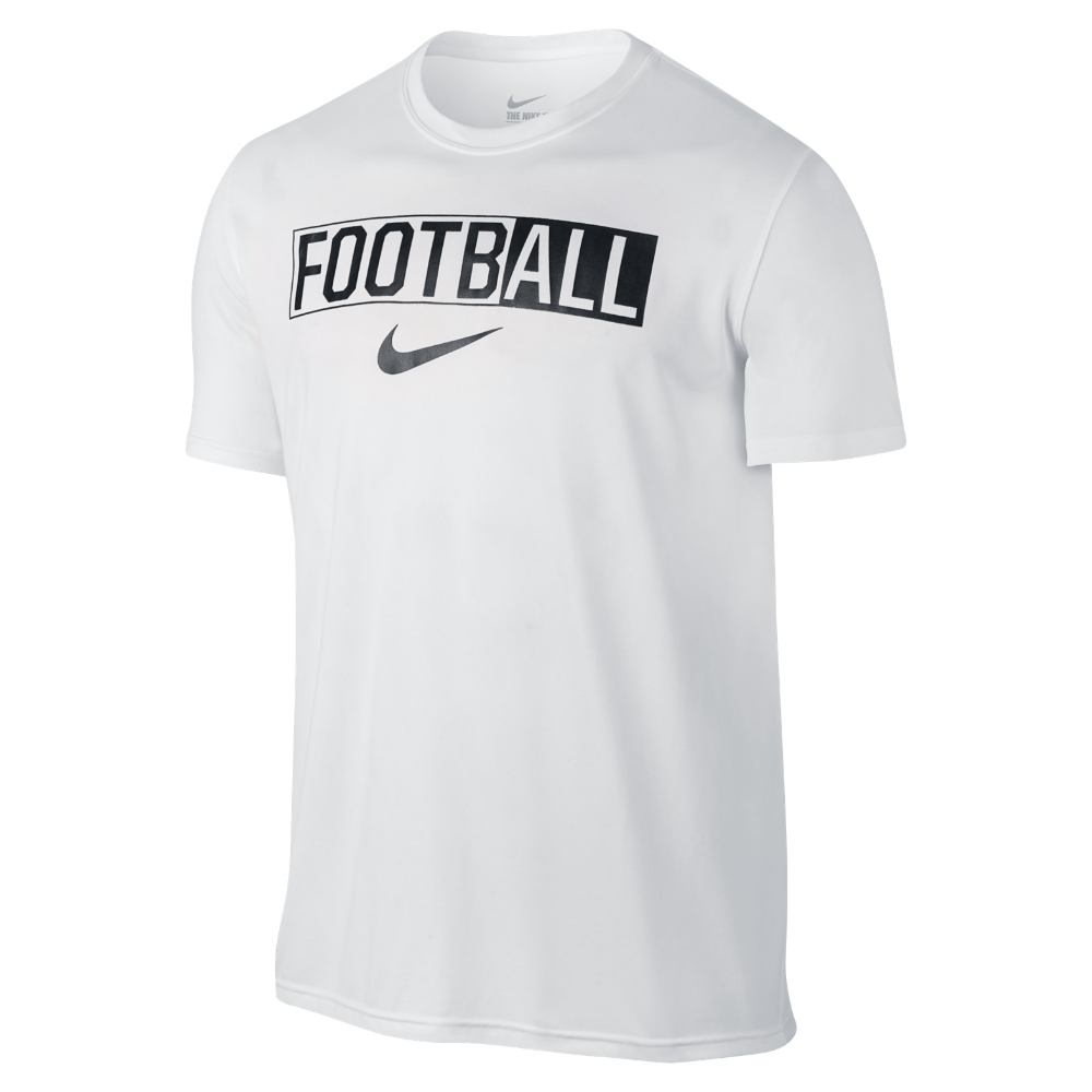 bdd26c18 Nike All For Football Men's Football Shirt Size Medium (White) - Clearance  Sale