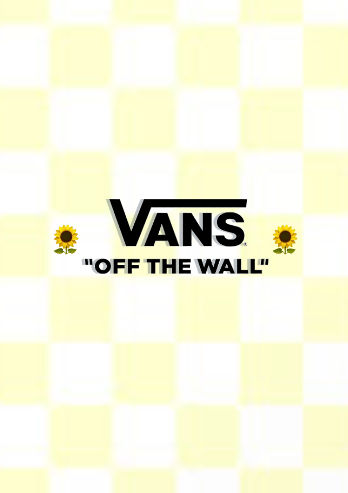 Iphone Vans Wallpaper Yellow Yellow Aesthetic Wallpaper Iphone Vans