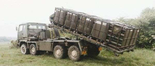 Army - Demountable Rack Offload and Pickup System (DROPS) vehicles - army form