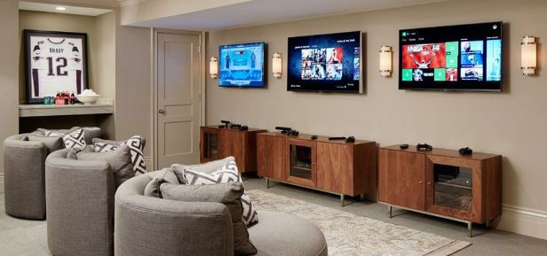 Video Game Room Ideas To Maximize Your Gaming Experience(44) images