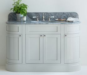 Luxury Bathroom Vanity Units Uk odeon washstand. paint colour used on cabinet: papers & paints