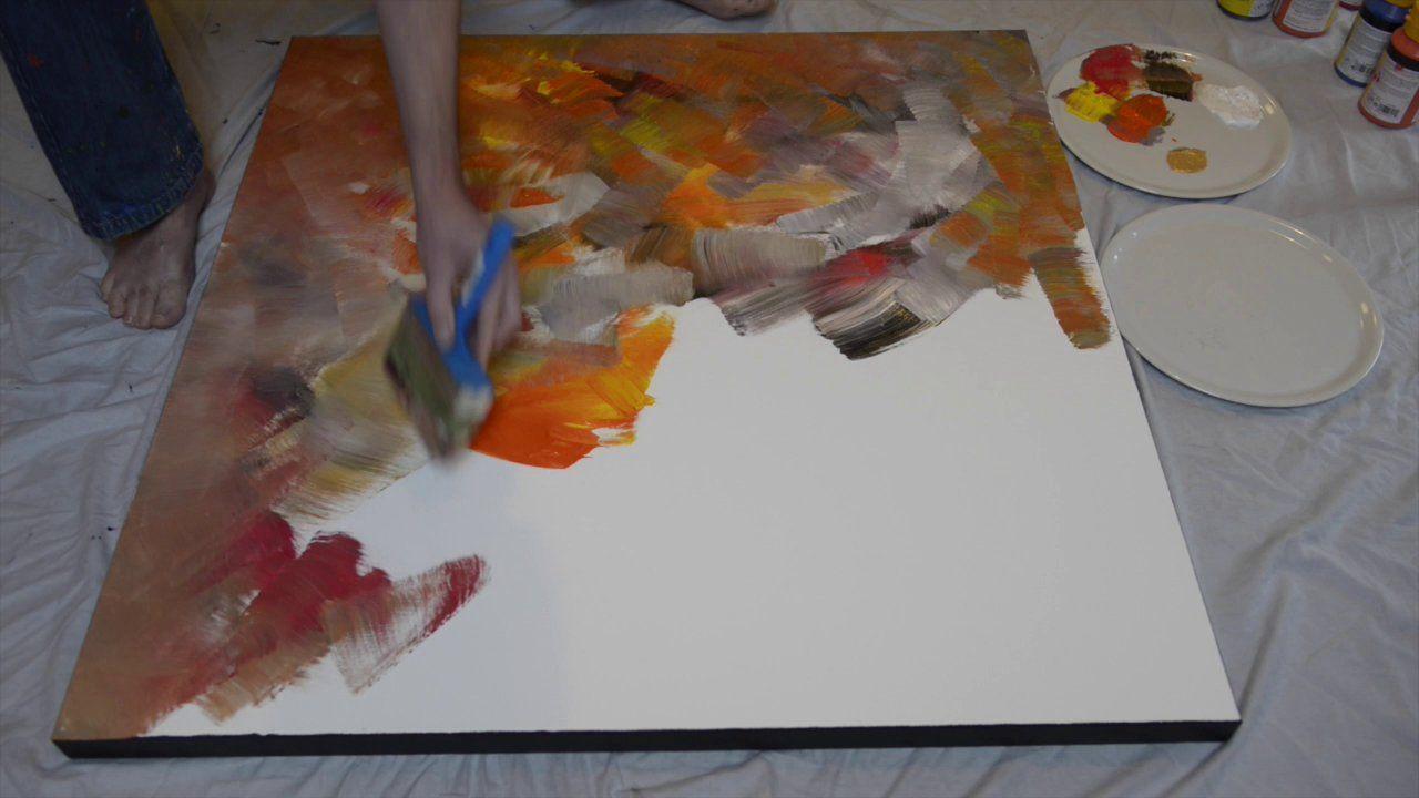 Making of Expression 0129, © Tekahem, 2015. More information: www.tekahem.com/... #Expression, #Tekahem, #Makingof, #Painting, #Peinture, #liveperfomance, #livepainting