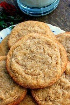 Grandma's Best Peanut Butter Cookies - Bunny's Warm Oven   - Cookie's -