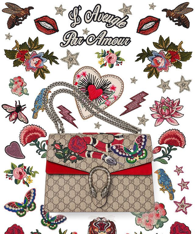 b28e4b35d78 Gucci Launches a DIY Service to Customize Its Famous Dionysus Purse