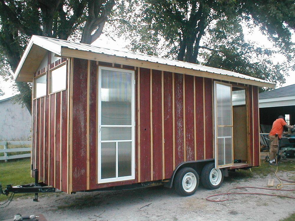 tiny mobile house - Google zoeken