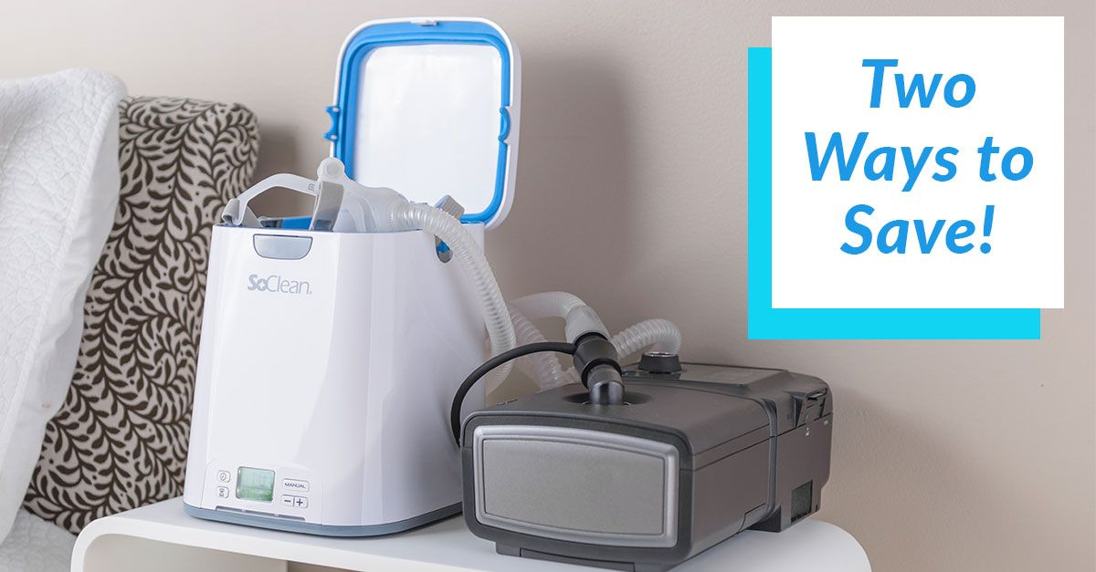 Two Huge Discounts For The Soclean 2 Cpap Cleaner And Sanitizer Easy Breathe Cpap Sanitizer Cleaners
