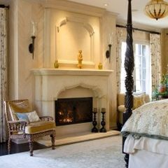 Traditional Bedroom By Charmean Neithart Interiors Llc