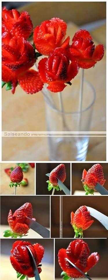 Erdbeerröschen