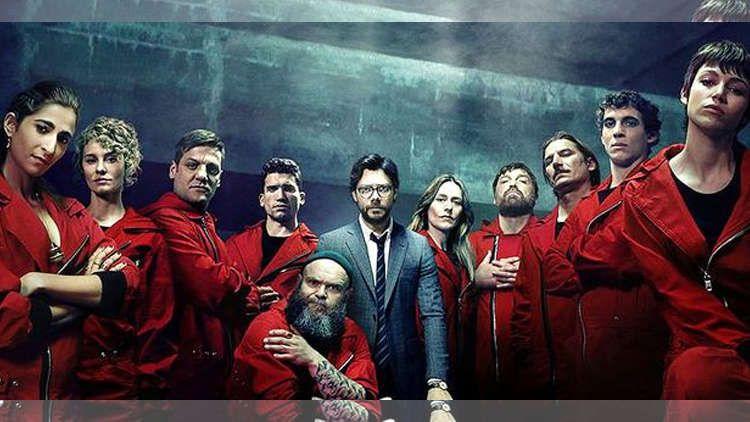 Most Addictive Series on Netflix Money Heist Good