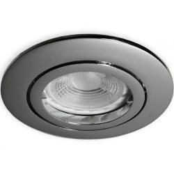 C Light Gmbh 3er Set 7 W Led Pa Tlw Gu10 Spots Chrom 68er Lochbohrung C Light Gmbhc Lig In 2020 Led Light Glass Lamp