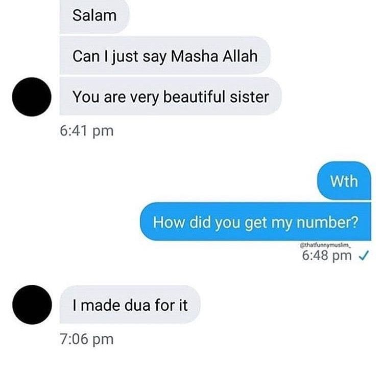 Halal Pickup Line Muslim Meme Arabic Memes Arabic Funny