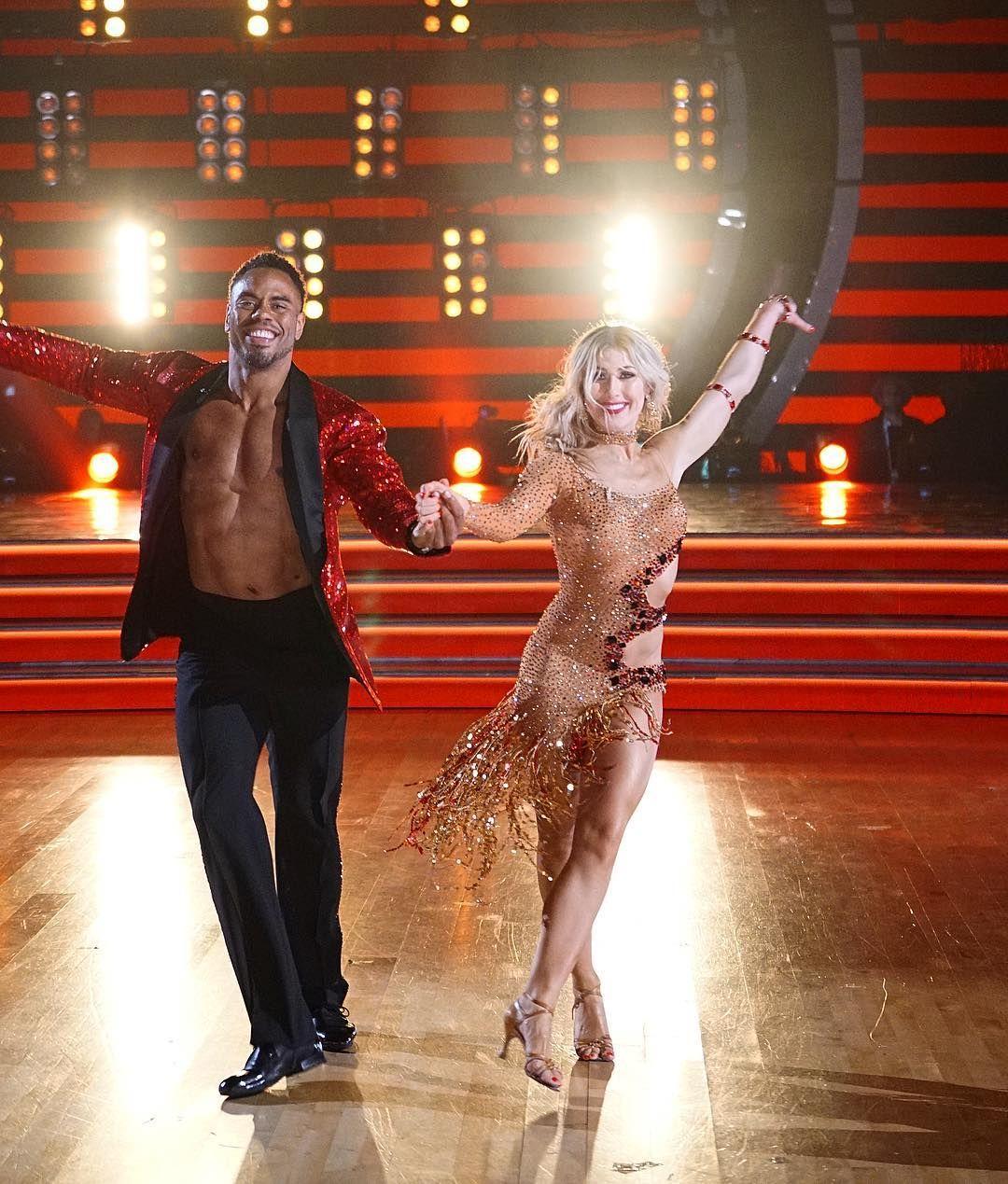 'Dancing with the Stars' crowns Rashad Jennings and partner Emma Slater Season 24 champions #dancingwiththestars