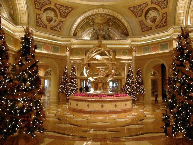Venetian #Christmas, Las #Vegas. | Christmas in la, Las ...