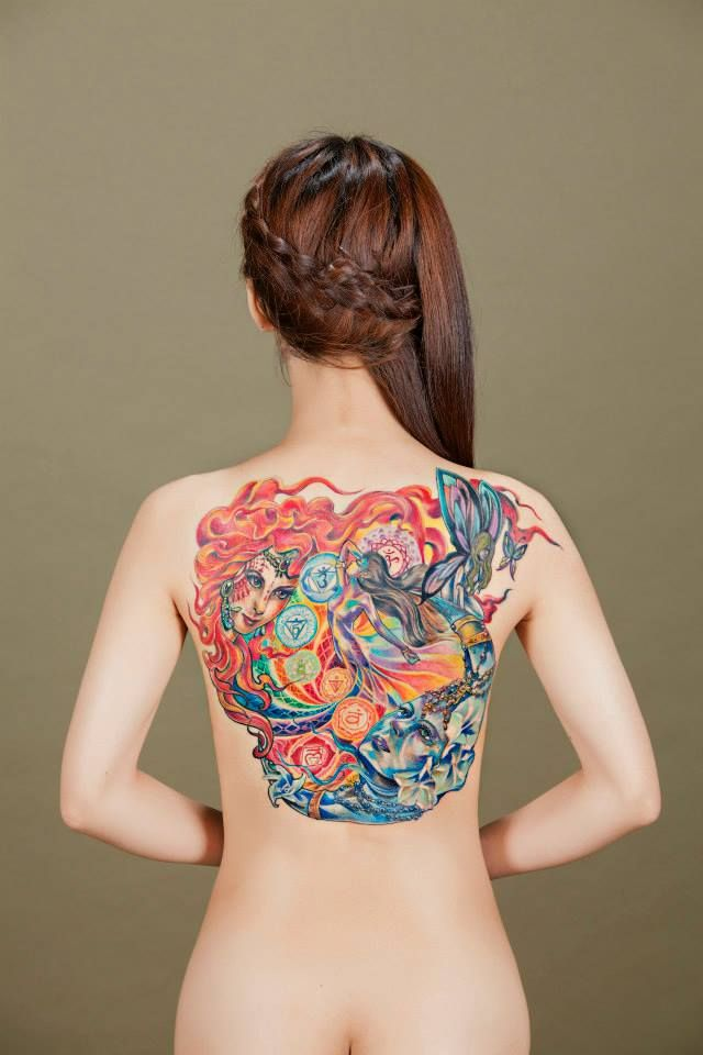 Queen Tattoo 11