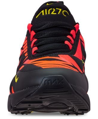 uk availability 5694a 9786a Nike Boys' Air Max 270 Embroidered Casual Sneakers from ...