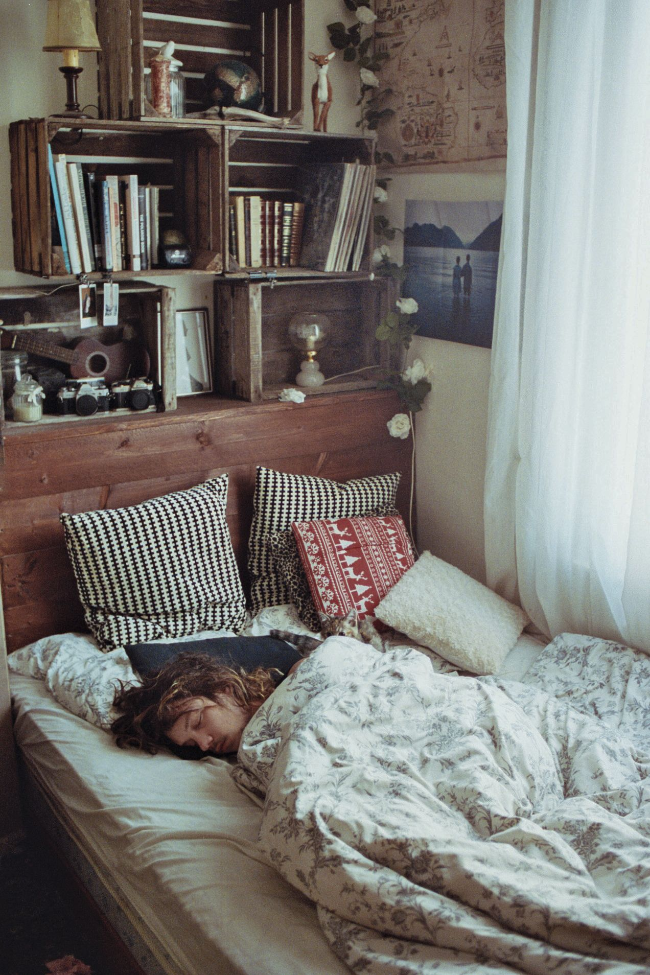 This looks like the most comfiest place in the world