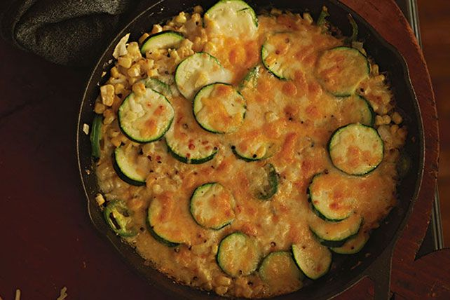 Photo of Our Zucchini & Corn Gratin is a 30-minute wonder—cooked in a…