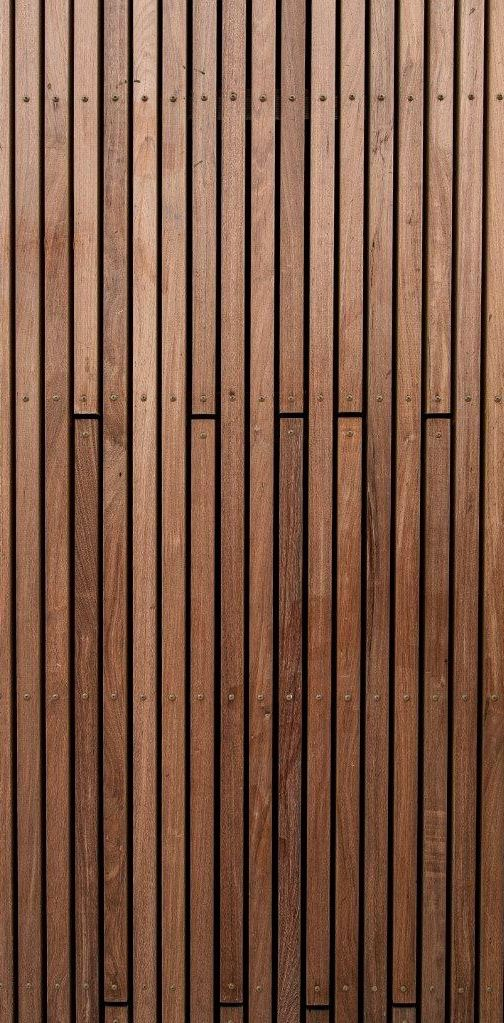 Ipe Vertical 2x3 Wood Siding Offered By Novausa Wood Beautiful Natural Hardwood Siding E In 2020 Wood Siding Exterior Wood Cladding Exterior Exterior House Materials