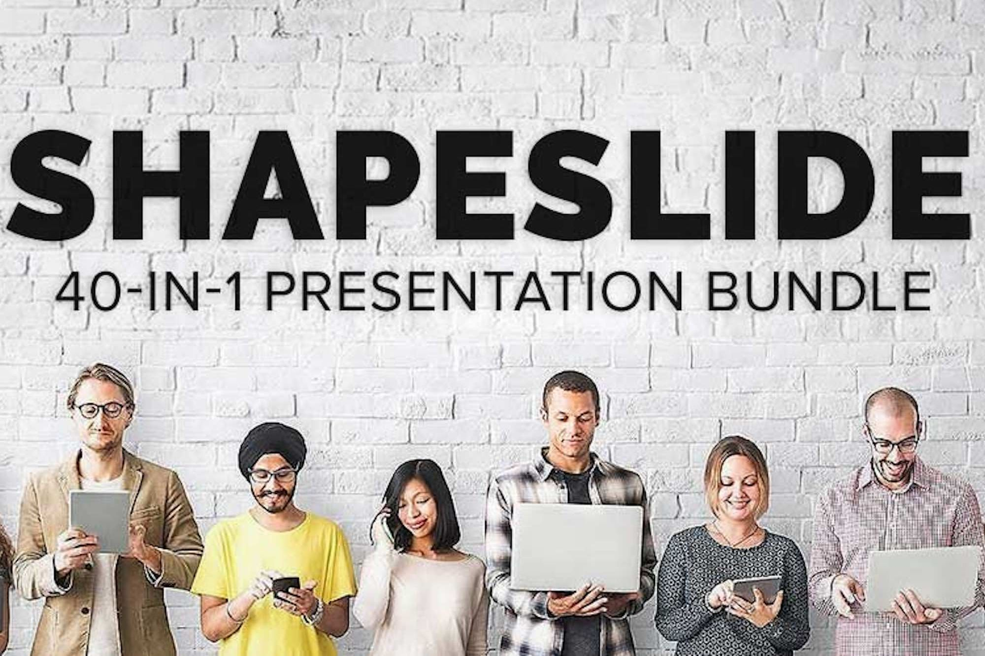 These Presentation Templates Can Help You Make a Better