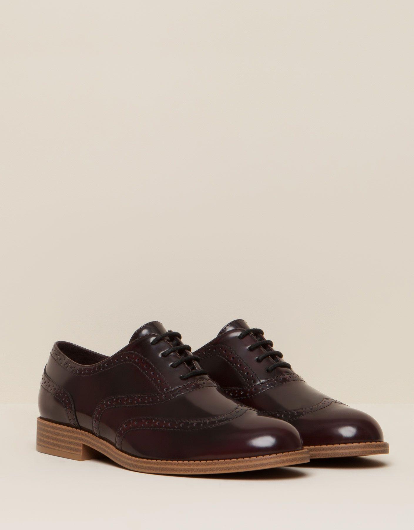 Blucher España amp;bear Pull Picados Shoes Zapatos Mujer pCBq1rnpxw