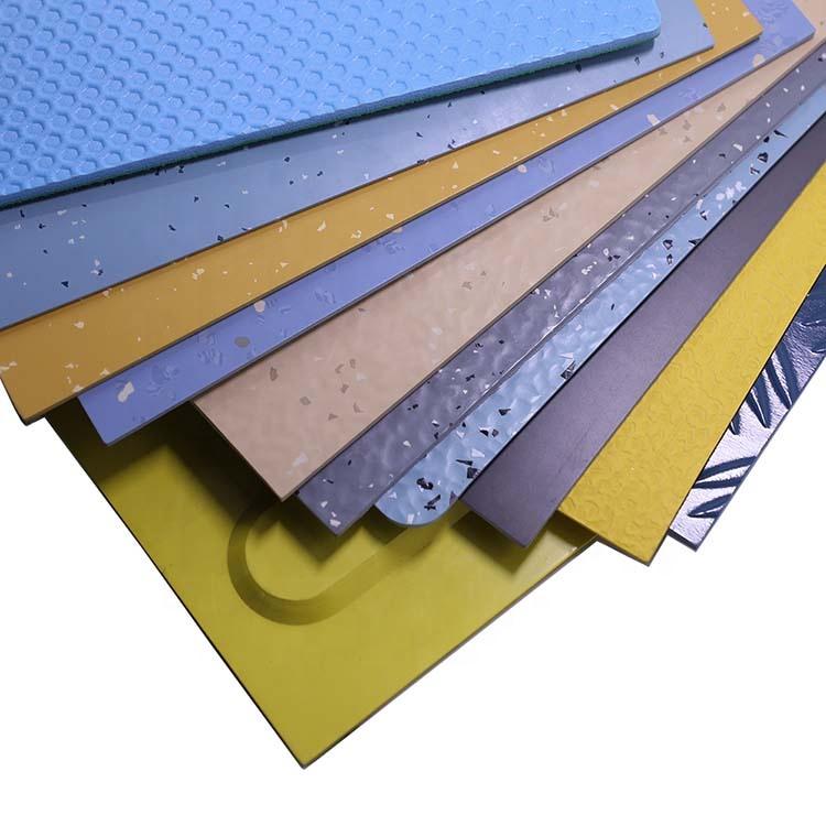 Waterproof Nonslip Rubber Flooring Rolls Kitchen/garage