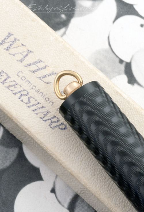 """Wahl pen #62 BCHR """"Ring-Top""""  Photo by Álvaro Romillo"""