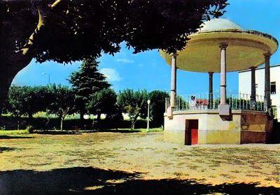 Alfândega da Fé - Jardim e Coreto