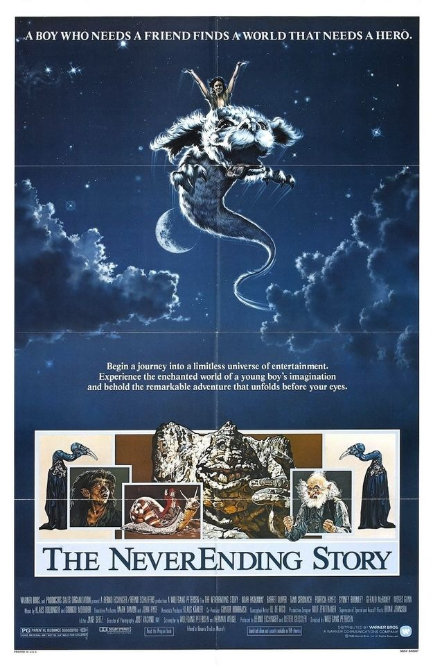 9 Reasons Why Adults Should Never Watch The Neverending Story