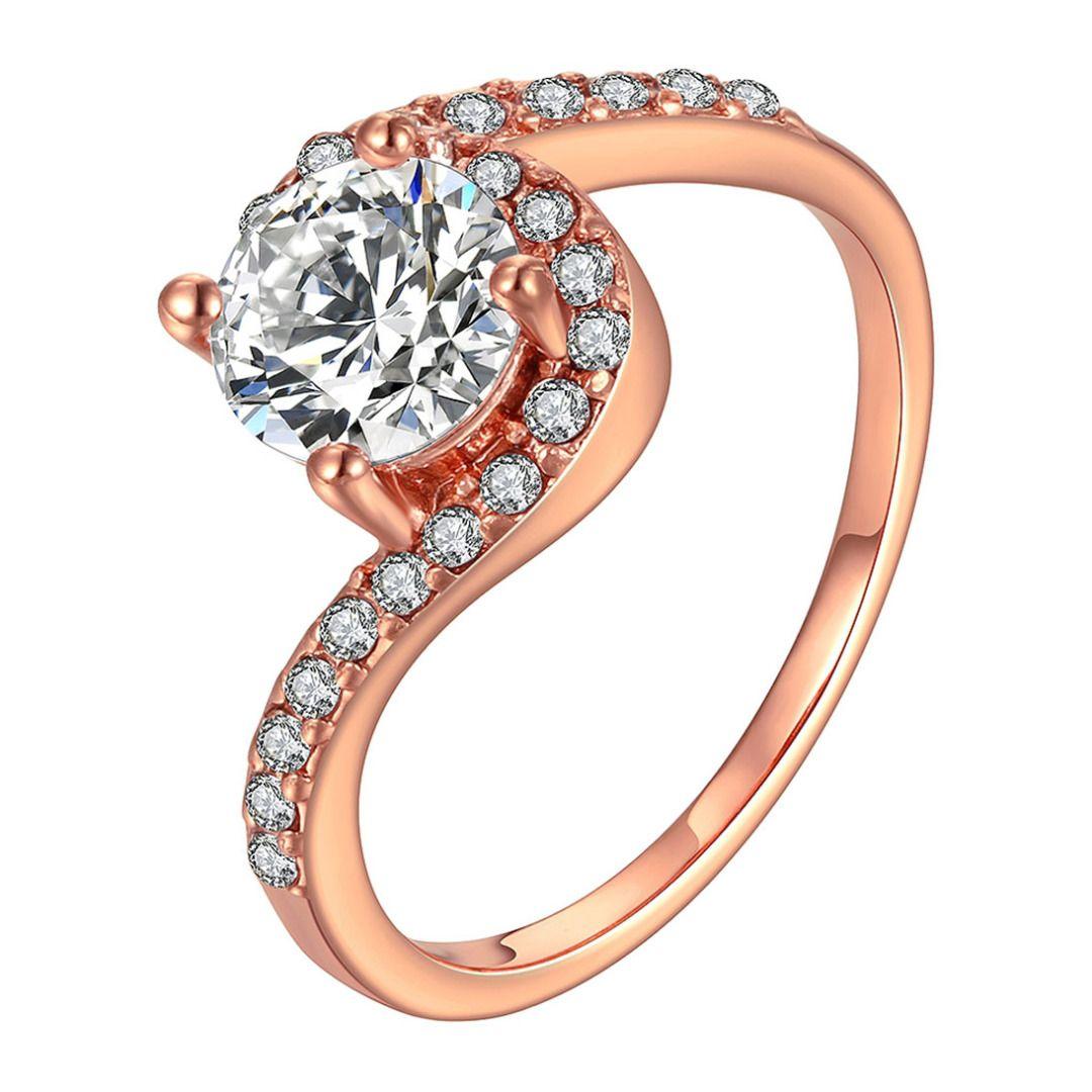 sleek diamond ring, 50% discount @ patpat mom baby shopping app use
