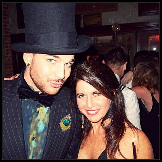 Adam And His Mom Adam Lambert Singer Celebrities
