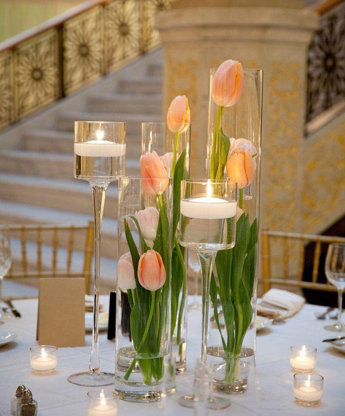 Bukiety Na Stol Weselny Szukaj W Google Spring Wedding Centerpieces Wedding Centerpieces Spring Wedding Flowers