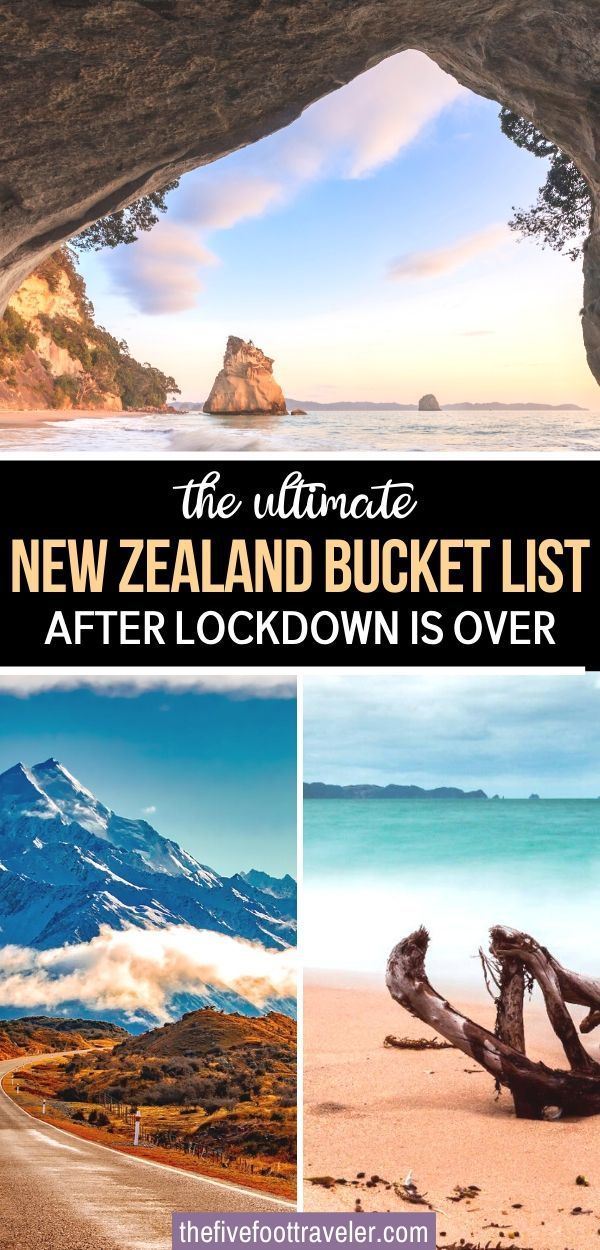 This is the ultimate New Zealand Bucket List when lockdown is over! 47 awe inspiring places to visit in New Zealand to plan the perfect trip. One of the most beautiful country on earth, and still relatively untouched, New Zealand has so many things to discover! Here is my list of the best things to do in New Zealand. New Zealand Travel Tips | New Zealand Travel Guide | New Zealand Itinerary | What to do in New Zealand | #newzealand #traveltips
