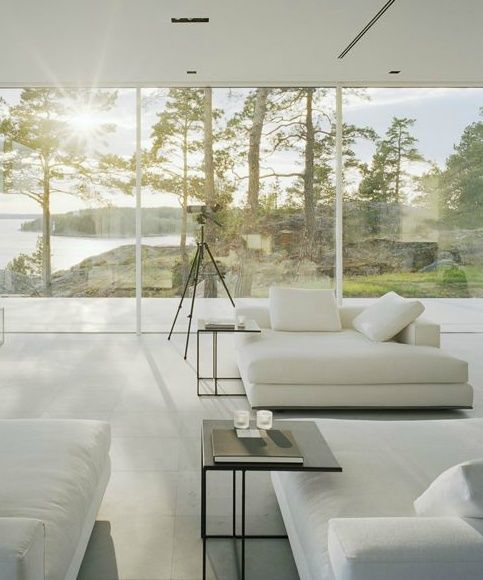 architect robert nilsson, house in sweden.