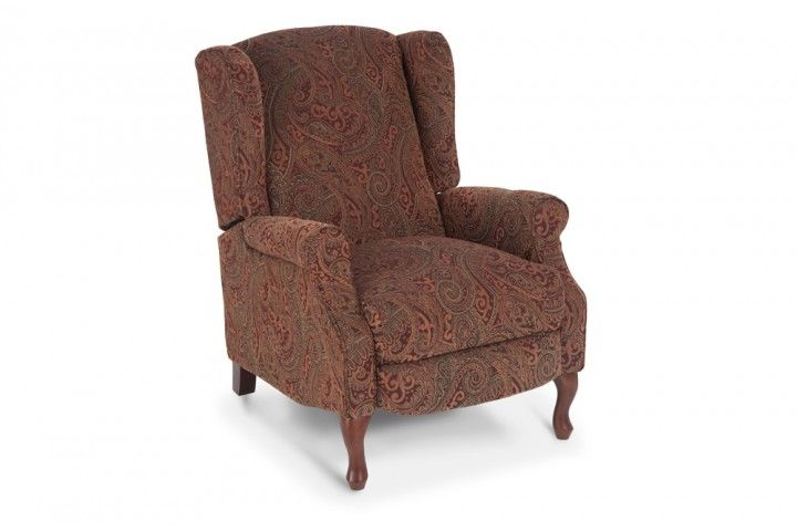Queen Anne Accent Recliner Bob S Discount Furniture 299 Family
