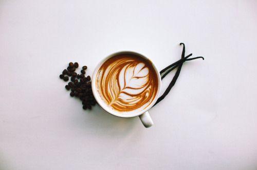 cafe-steam: Vanilla Bean Latte    Rochester, MN