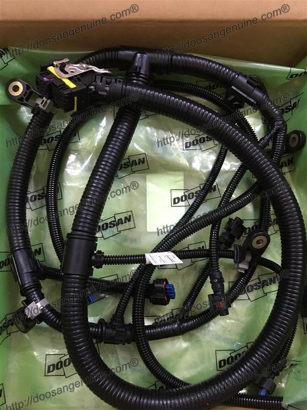 Di Engine Wiring Harnes