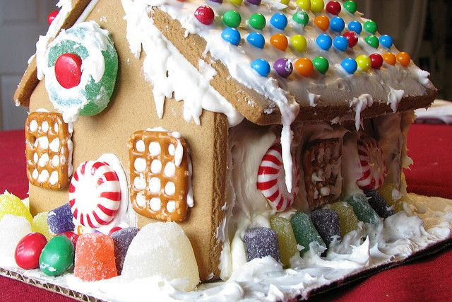Gingerbread House Gingerbread, Christmas time and House