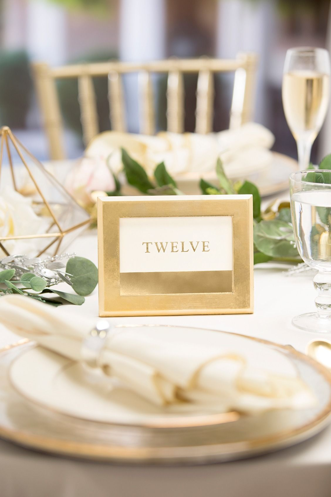 From David Tutera And Michaels The Decor To Special Bridal Accessories Right Touch For Table Settings Such As These Place Cards