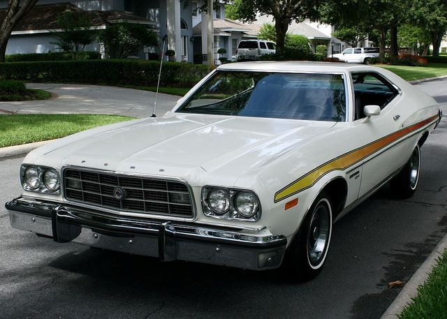 1973 Ford Torino Ford Torino Ford Racing Ford Classic Cars