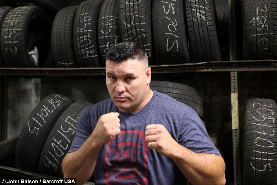 boxing bare knuckle underground fight boxer club boxers barcroft tv fictional