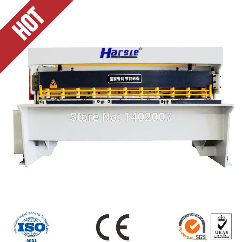 Q11 cutting machine for metal sheets,aluminium profile