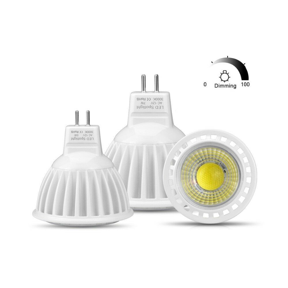 Led Lamp R16 Mled 12v Dimmable Dc Ac 12v 3w 5w 7w Mr16 Cob Led Bulb Spotlig Malitai Led Spotlight Light Bulb Bulb
