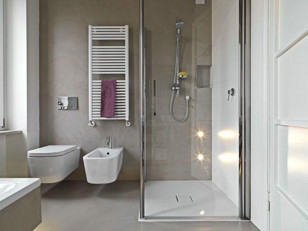 Image result for colore pavimento bagno piccolo | bathroom ideas ...