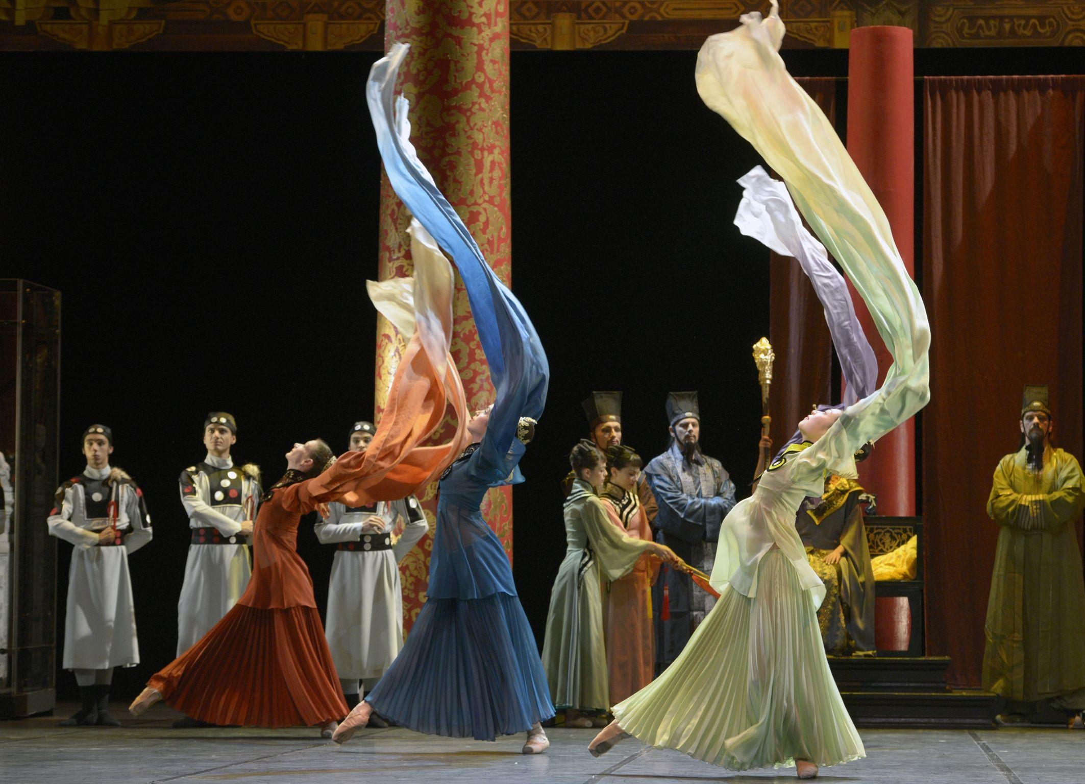 2019的the Dream Of The Red Chamber Hong Kong Ballet 紅樓夢