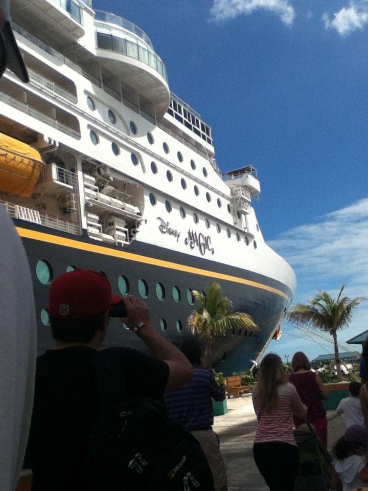 The Disney Magic Cruise Ship Disney Magic Pinterest Disney - Track disney cruise ship