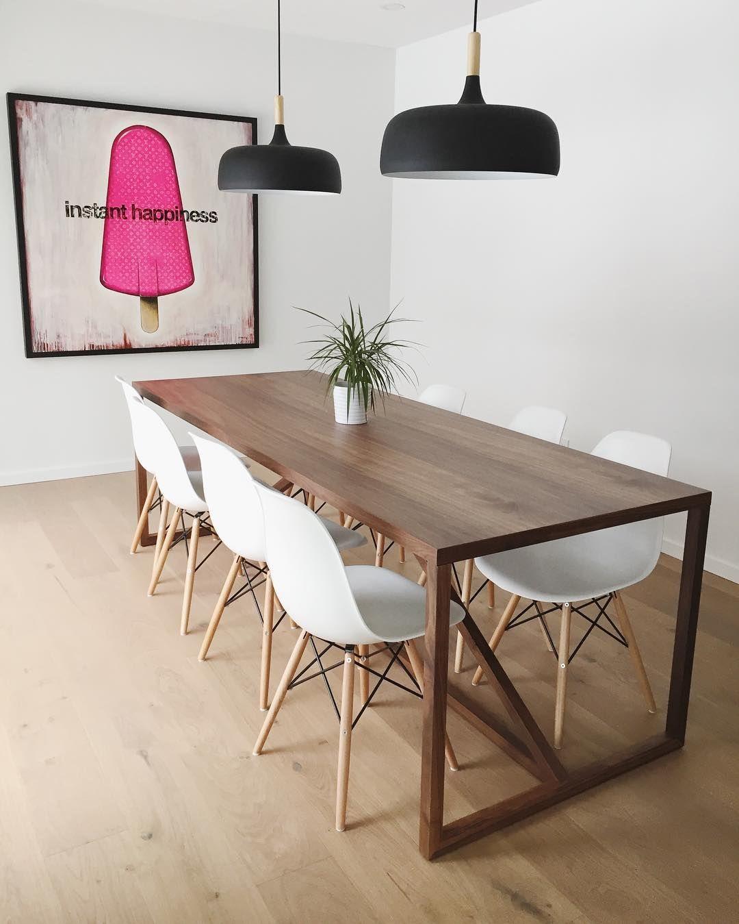 Instant Happiness Strut In Walnut Blu Dot Walnut Furniture