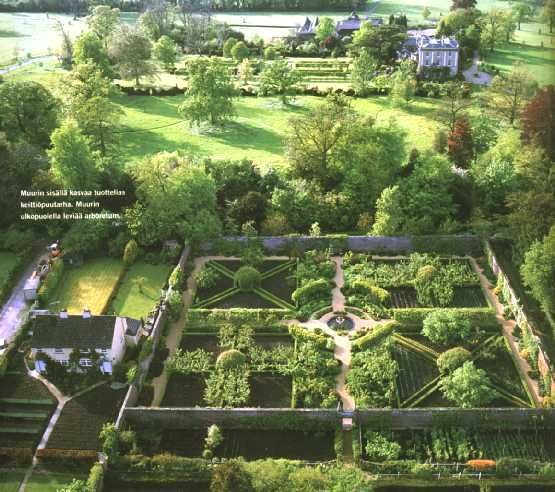 Highgrove Walled Kitchen Garden Highgrove Garden Garden Planning Vegetable Garden Planning