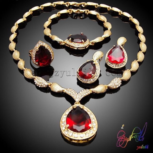 Popular Ruby Jewellery Set-Buy Cheap Ruby Jewellery Set lots from .  sc 1 st  Pinterest & Popular Ruby Jewellery Set-Buy Cheap Ruby Jewellery Set lots from ...